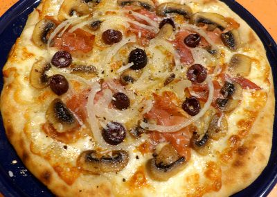 Ground Zero Gourmet Artisan Sourdough Pizza